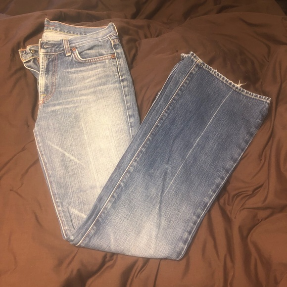 7 For All Mankind Denim - 7FAMK Bootcut Jeans